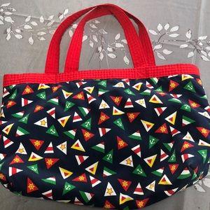 Kelly's Kids tote bag, nautical theme.